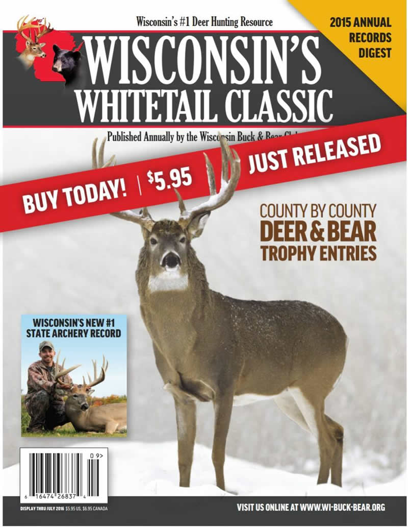 2014 Annual Wisconsin Whitetail Classic Magazine