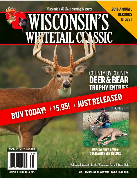 Annual Wisconsin Whitetail Classic Magazine
